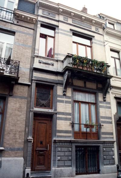 Rue Maurice Wilmotte 51, 55