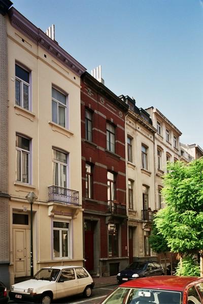 Rue de Rome 19, 21, 23