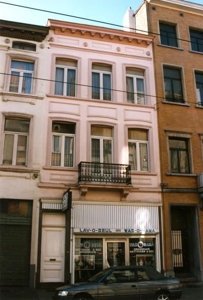 Rue Théodore Verhaegen 182, 186, 188