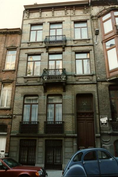 Rue Tiberghien 14