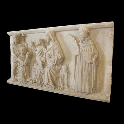 Plate Artistic Artifact 858 bis - Image