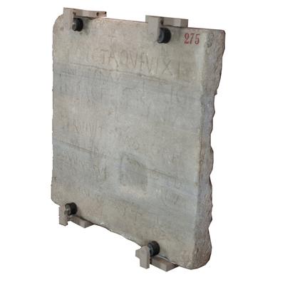 Inscription of Proiecta Archaeological Artifact Seletti - 275 - 3D