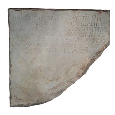 Inscription of Lucifer Archaeological Artifact Seletti - 288 - Image
