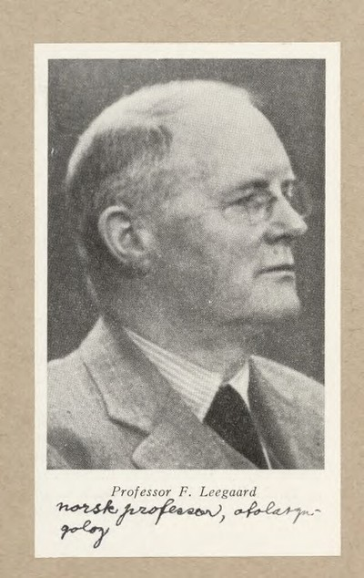 Frithjof Leegaard