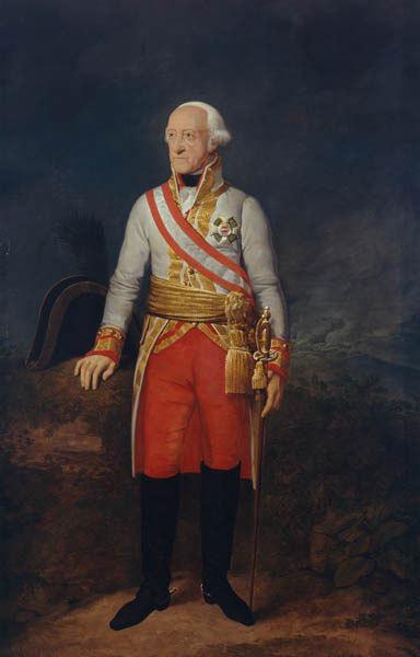 Prinz Friedrich Josias von Sachsen-Coburg-Saalfeld (1737 - 1815)