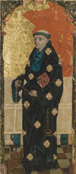 VS. Heilige Leonhardt     RS. Weibliche Heilige