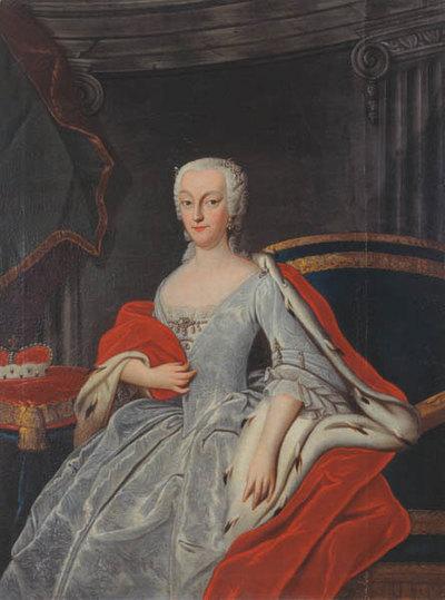 Anna Sophia von Sachsen-Coburg-Saalfeld (1700-1780)