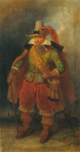 Tilly, Johann Tserclaes, Graf; Generalfeldmarschall 1559 - 1632