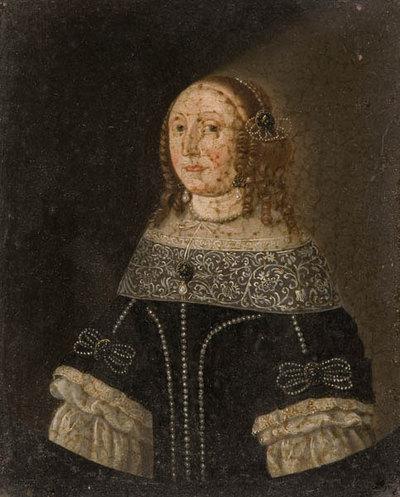 Charlotte von Hessen-Eschwege?, Gemahlin von August von Sachsen-Halle (Sachsen-Weißenfels?)