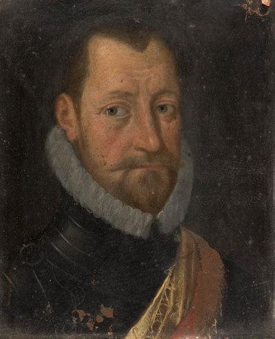 Friedrich II.König von Dänemark und Norwegen (1536-1584), Vater von Hedwig
