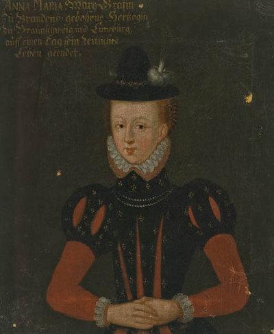 Anna Maria Markgräfin zu Brandenburg (?)