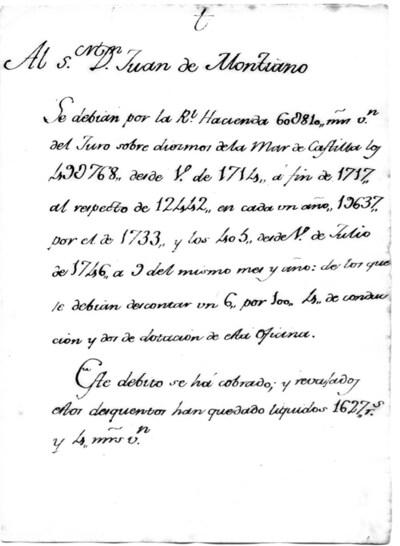 Archivo Agustín Montiano. 11-06 [Recurso electrónico]