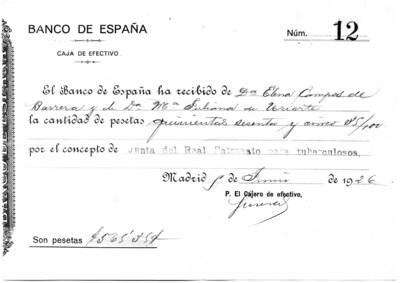 Archivo Agustín Montiano. 11-54 [Recurso electrónico], 1926/06/01