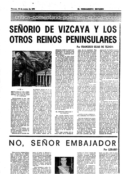 Señorío de Vizcaya y los otros reinos peninsulares, III