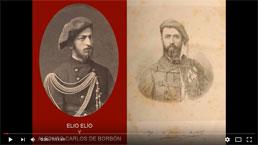 Conferencia: El marqués de Vessolla, hombre de confianza del pretendiente carlista Alfonso Carlos I [10/04/2018]