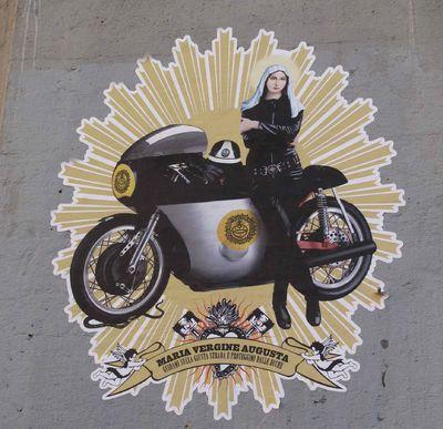 Maria Vergine Augusta