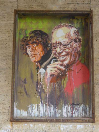Melting Icons: Sergio e Franco Citti