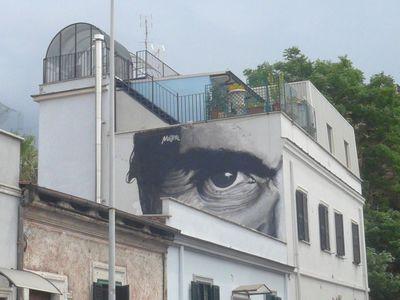 L'occhio di Pasolini