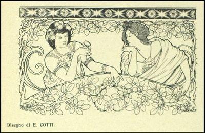 Cotti, Edoardo  [Disegno]