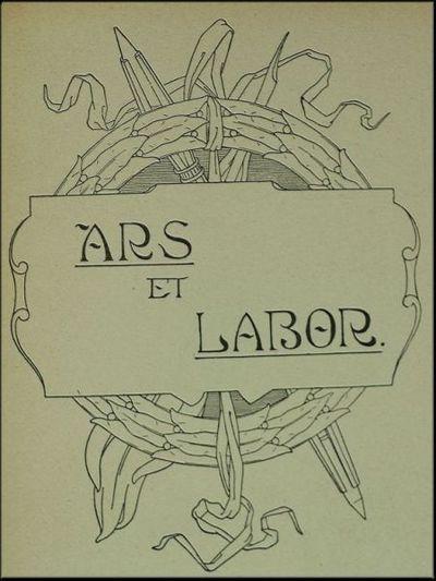 Pirani, Sante  Ars et Labor