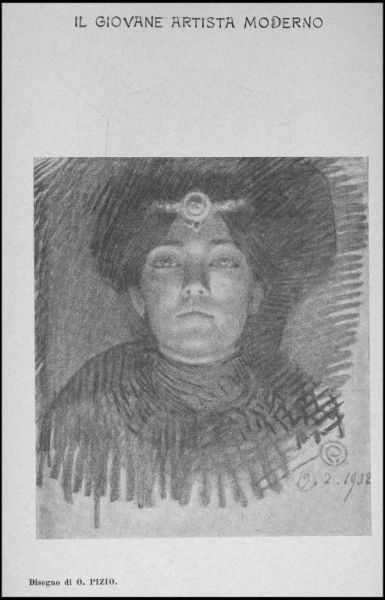 Pizio, Oreste  [Figura femminile]