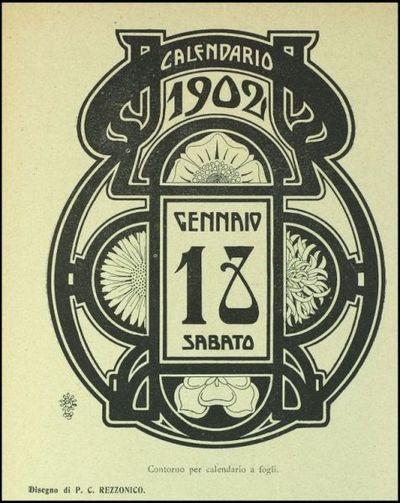 Rezzonico, Pietro Carlo  [Disegno]