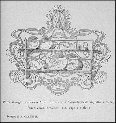 Carletti, Rainero  [Disegno]