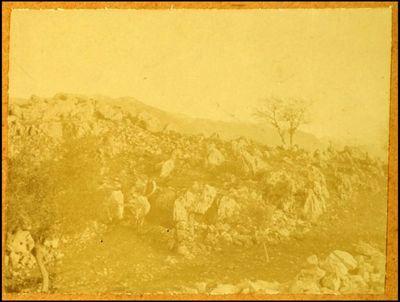De Carolis, Adolfo  [Paesaggio roccioso]