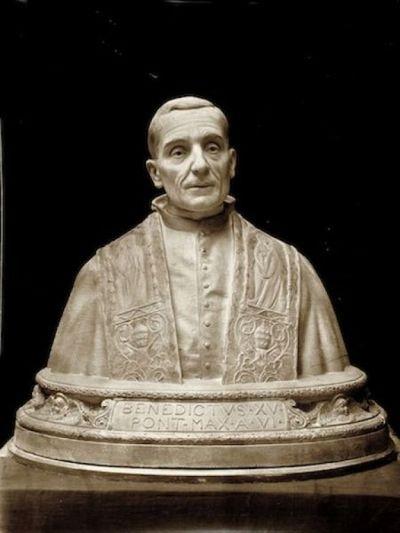 Ritratto di Benedetto XV