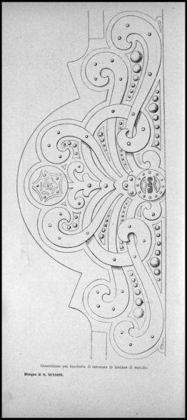 Gussoni, Gottardo - [Disegno]