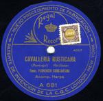 Cavalleria rusticana  [Grabación sonora]  / Mascagni