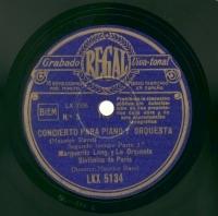 Concierto para piano y orquesta . Segundo tiempo  [Grabación sonora]  / Maurice Ravel