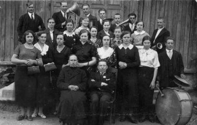 """Nuotrauka """"Rumšiškių bažnyčios choras ir orkestras"""""""