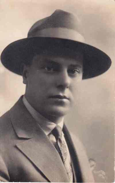 Nuotrauka. Rašytojas  V. Andriukaitis