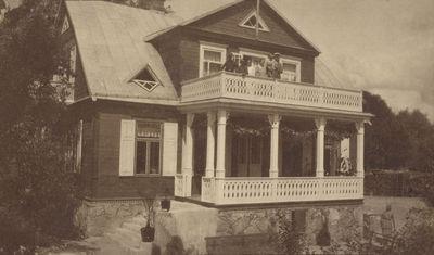 Antano Žukausko-Vienuolio namas