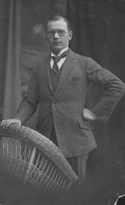 Juozas Gineitis  (Krauza), Klaipėdos krašto sukilimo (1923 I 10-15) dalyvis