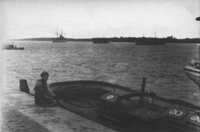 Nyderlandų karinio laivyno vizitas Klaipėdoje