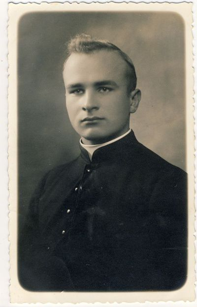 Kunigas Petras Lašinskas