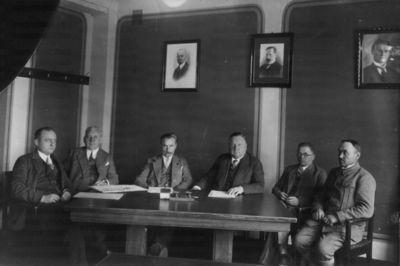 Klaipėdos krašto politikos ir visuomenės veikėjai Gubernatūroje