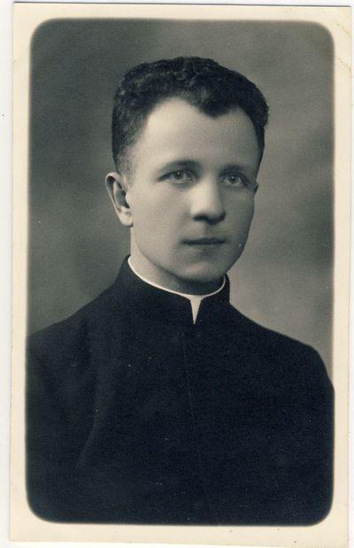Kunigas Juozas Vaičiūnas