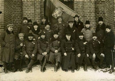 Vilkijos valsčiaus savivaldybės taryba 1922–1923 m.