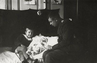 Rimgaudas, Vytis ir Vladas Vaitkai. Kėdainiai, 1932 m. lapkričio 25