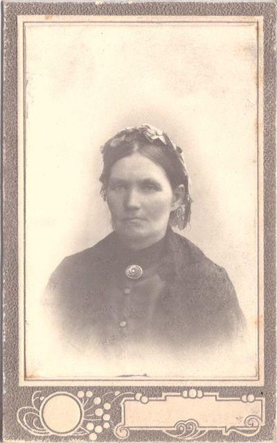 Marcelė Kryžanauskaitė-Šikšnienė (1854–1924)