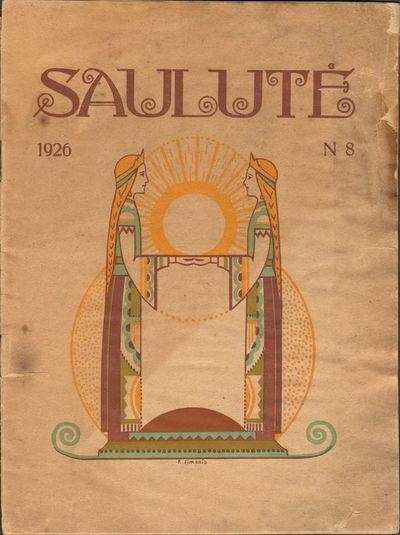 SAULUTĖ. Nr. 8 (32)