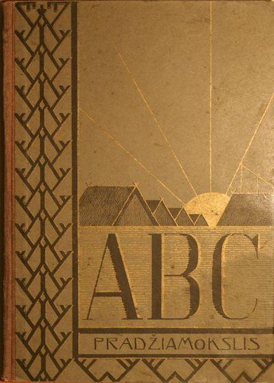 ABC PRADŽIAMOKSLIS. Rašymo ir skaitymo pradžiamokslis.