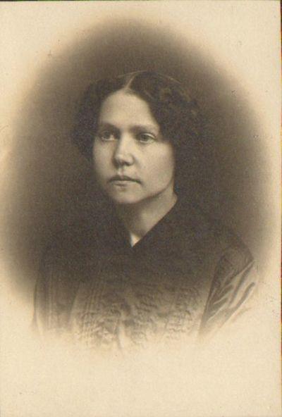 Mokytoja Valerija Rutaitė Balynienė Rusijoje 1917 m.