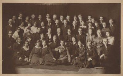 Petrogrado mokytojų kursai 1917 m.