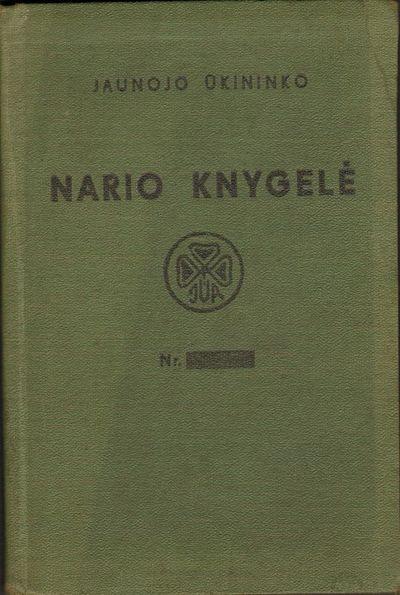 Jaunųjų ūkininkų ratelio nario knygelė