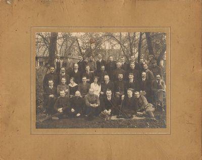 Alytaus mokytojai – apskrities valdybos nariai 1919 metais