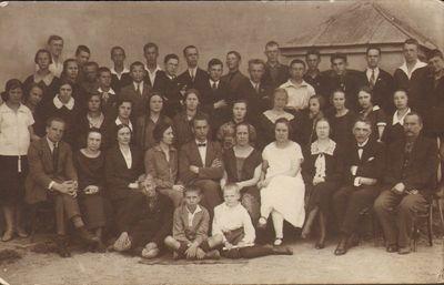 Rygos lietuvių I pagrindinės mokyklos mokiniai